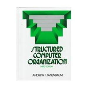 9780138546625: Structured Computer Organization