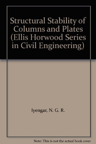 9780138551155: Structural Stability of Columns and Plates (Ellis Horwood Series in Civil Engineering)