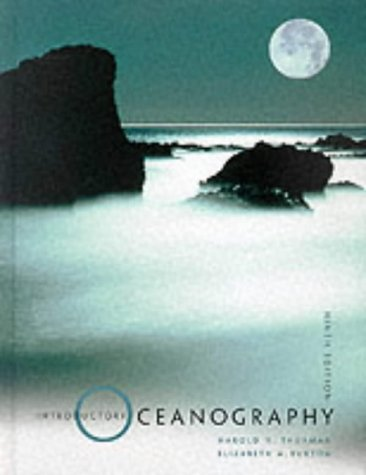 9780138570613: Introductory Oceanography (9th Edition)
