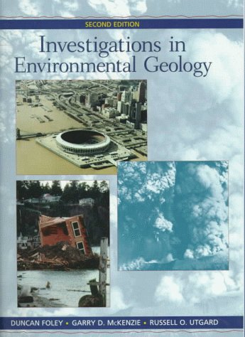 9780138570798: Investigations in Environmental Geology (2nd Edition)