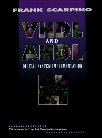9780138570873: VHDL and AHDL Digital System Implementation