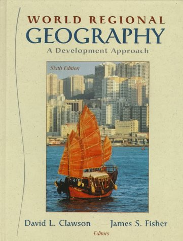 9780138574000: World Regional Geography: A Development Approach