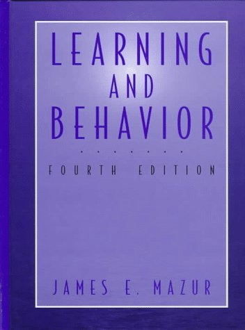 9780138575663: Learning and Behavior
