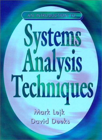9780138577643: Introduction to Systems Analysis