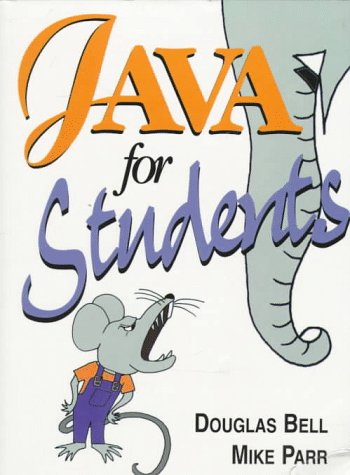 9780138584405: Java for Students