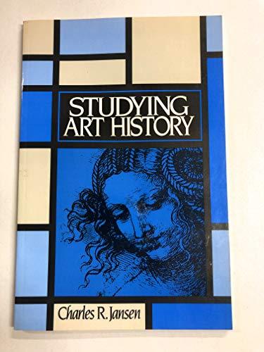 Studying Art History: Charles R. Jansen