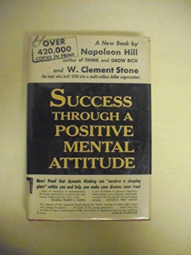 9780138590178: Success Through a Positive Mental Attitude
