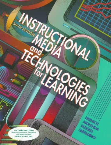 9780138591595: Instructional Media and Technologies for Learning