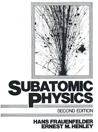 9780138594305: Subatomic Physics (2nd Edition)