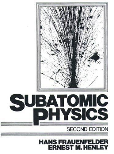 9780138594305: Subatomic Physics (2nd Edition)