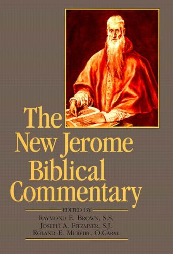 9780138598365: The New Jerome Biblical Commentary
