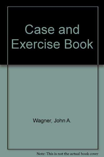 9780138608835: Case and Exercise Book: Organizational Behavior