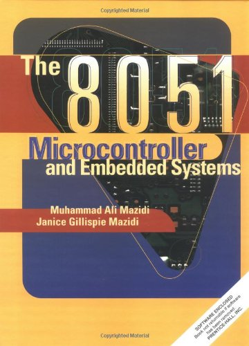 9780138610227: The 8051 Microcontroller and Embedded Systems