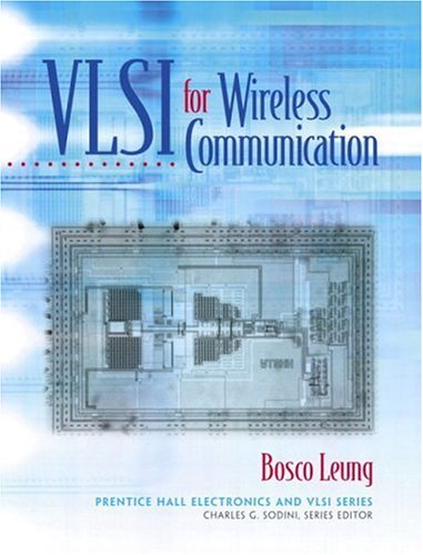 9780138619985: VLSI for Wireless Communication (Prentice Hall Electronics and VLSI Series)