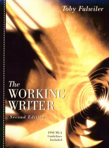 9780138620042: Working Writer, The