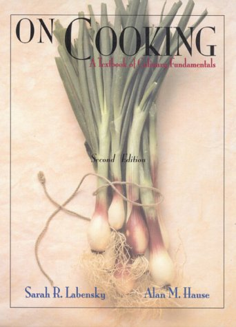 9780138626402: On Cooking: A Textbook of Culinary Fundamentals (2nd Edition)