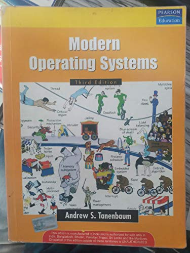 9780138632830: Modern Operating Systems