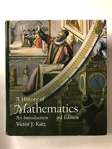 9780138747565: A History of Mathematics (3rd English Edition)