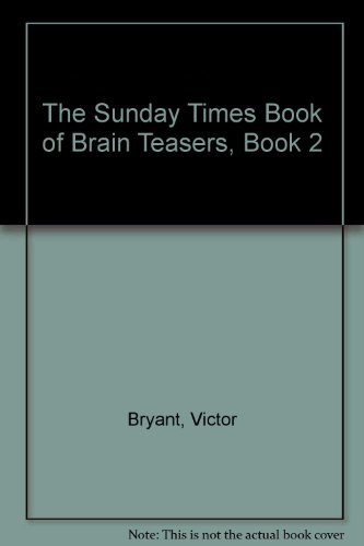 9780138758646: The Sunday Times Book of Brain Teasers, Book 2