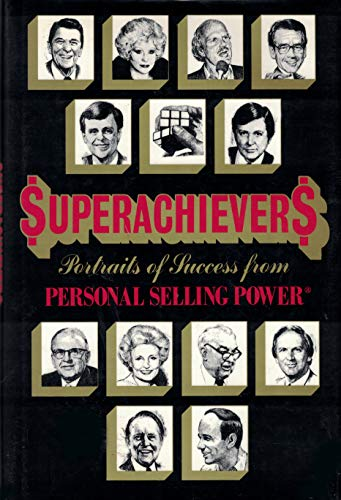 Superachievers: Portraits of Success (0138763844) by Gerhard Gschwandtner