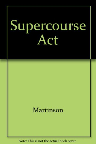 9780138765415: Supercourse Act