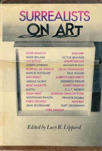 9780138780906: Surrealists on Art (A Spectrum book)