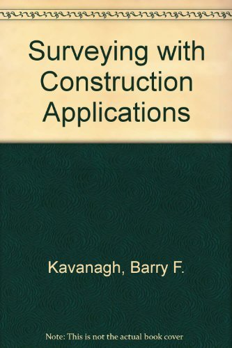 9780138782160: Surveying with Construction Applications