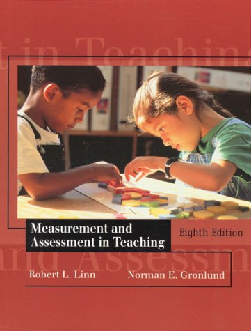 9780138783563: Measurement and Assessment in Teaching