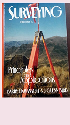 9780138789275: Surveying: Principles and Applications