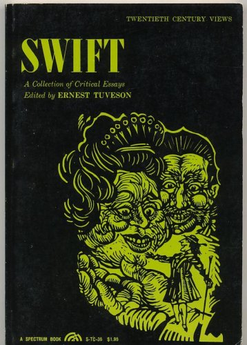 9780138795023: Swift: Collection of Critical Essays (20th Century Views)