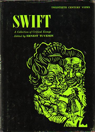 9780138795108: Swift: A Collection of Critical Essays (Twentieth Century Views)