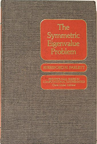 9780138800475: Symmetric Eigenvalue Problem