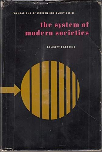 9780138815578: System of Modern Societies (Foundations of Modern Sociology)