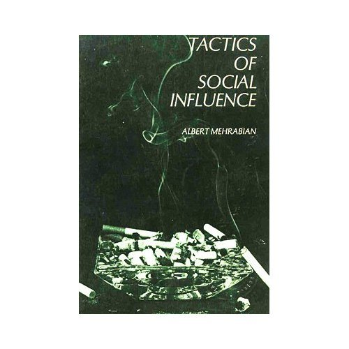 9780138821678: Tactics of Social Influence (Prentice-Hall series in clinical and social psychology and personality)
