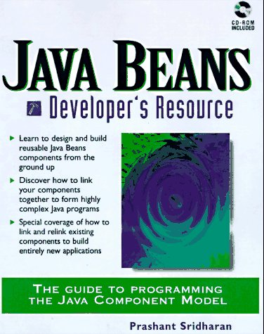 9780138873080: Javabeans Developer's Resource (Prentice Hall Developer's Resource Series)