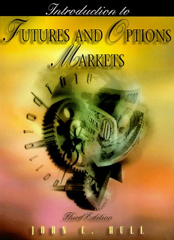 9780138891480: Introduction to Futures and Options Markets (3rd Edition)