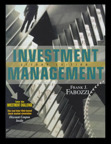 9780138891558: Investment Management (2nd Edition)