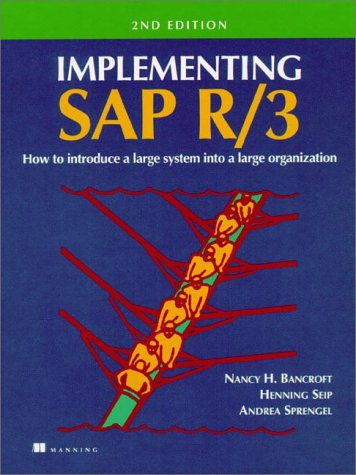 9780138892135: Implementing SAP R/3: How to Introduce a Large System into a Large Organization