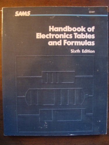 9780138895938: Handbook of Electronics Tables and Formulas