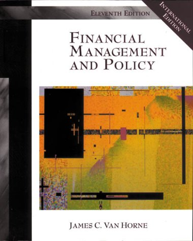 9780138898588: Financial Management and Policy