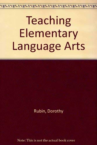 9780138913670: Teaching Elementary Language Arts