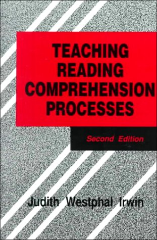 9780138927387: Teaching Reading Comprehension Processes (2nd Edition)