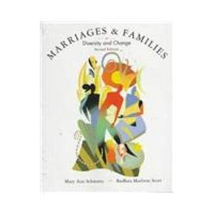 9780138939427: Marriages & Families: Diversity and Change