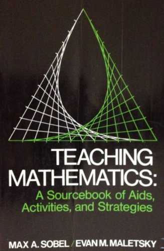 9780138941215: Teaching Mathematics: A Source Book for Aids, Activities, & Strategies