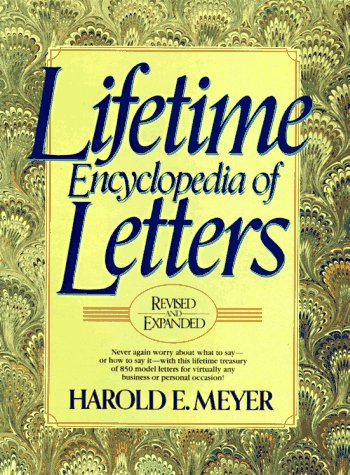 9780138948740: Lifetime Encyclopedia of Letters