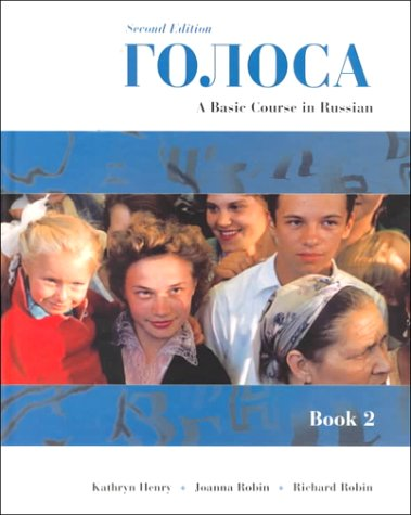 9780138951115: Golosa Basic Course Russian Bk 2: A Basic Course in Russian