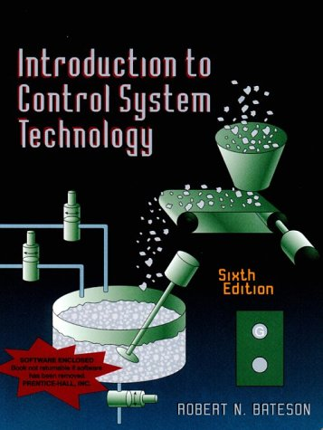 9780138954833: Introduction to Control Systems Technology