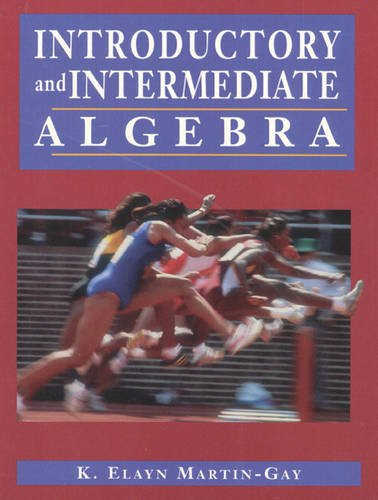 9780138957230: Introductory and Intermediate Algebra