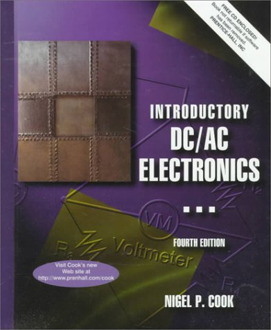 9780138960445: Introductory DC/AC Electronics