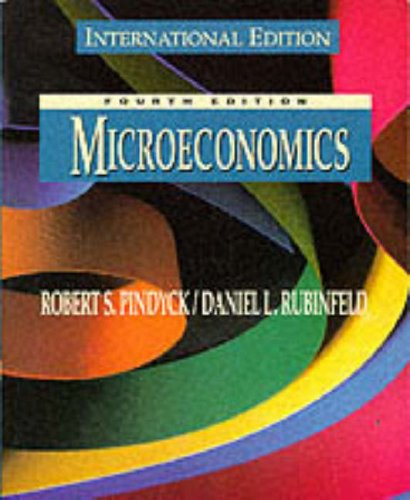 9780138961848: Microeconomics (Prentice Hall international editions)